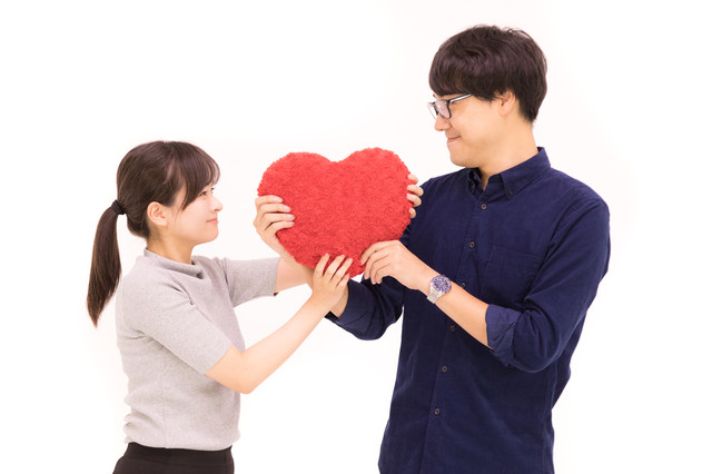 b型男子 恋愛 一途 アピール